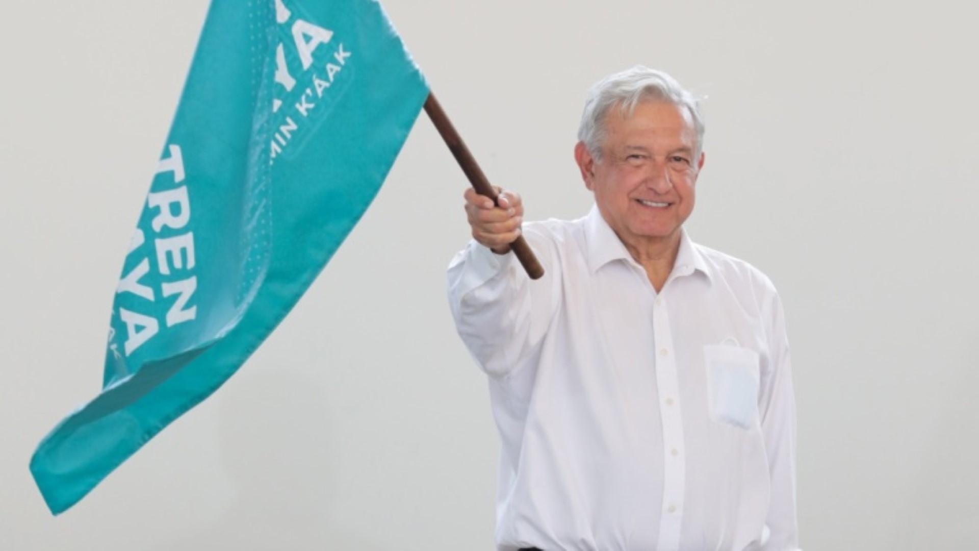 Tramo 5 de Tren Maya será construido como un segundo piso: AMLO