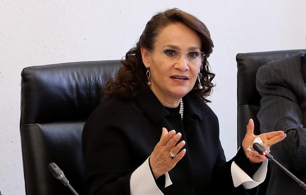 Dolores Padierna afianza candidatura en Cuauhtémoc