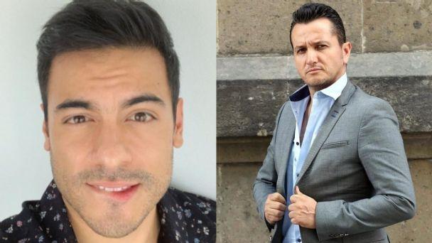 EX ACADÉMICO Pone en duda sexualidad de Carlos Rivera.