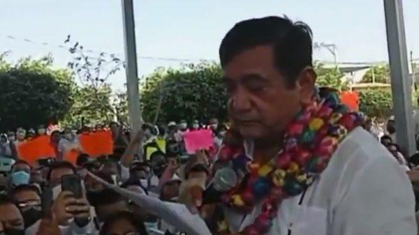 Inicia campaña de Felix Salgado Macedonio en Guerrero