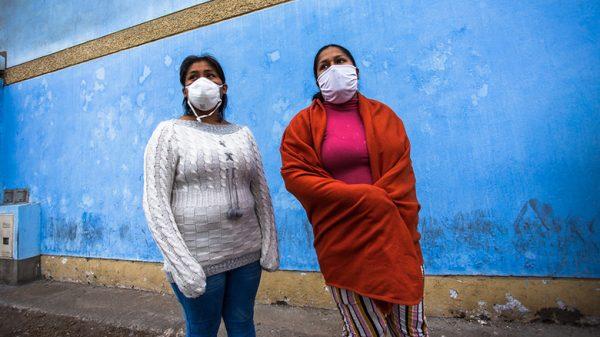 Mujeres trabajadoras en Lima, Perú. © Victor Idrogo / Banco Mundial