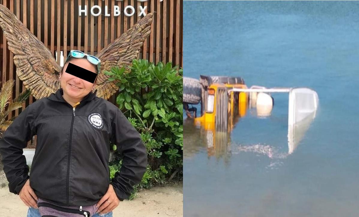 Asesinan a mujer taxista en Holbox, Quintana Roo