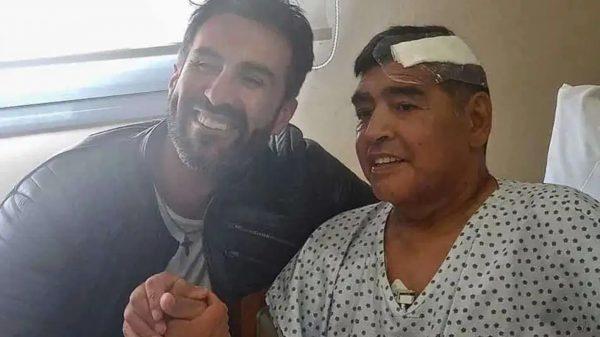 """Diego, te vas a morir"", filtran audio previo a la muerte de Maradona"