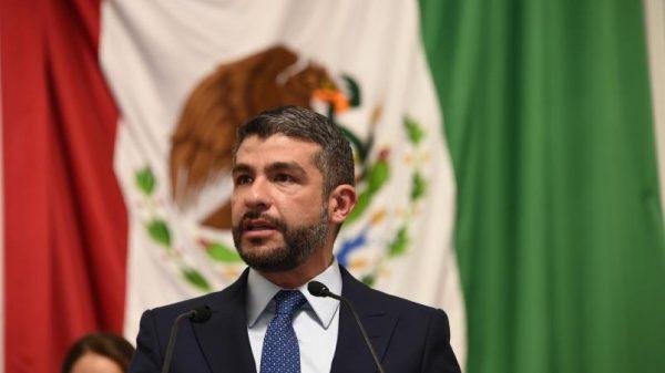 Aprueba Congreso CDMX licencia a Mauricio Tabe