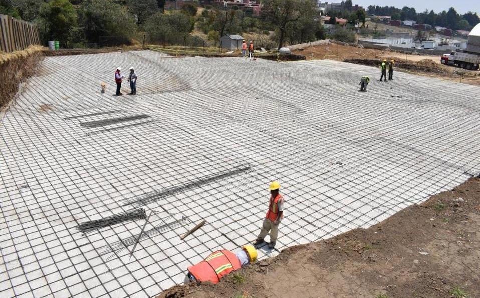 Revocan suspensión a construcción del Hospital General de Cuajimalpa.