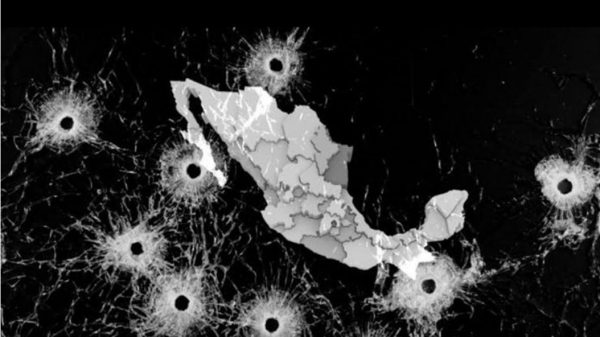 Delincuencia en México rebasada en estados anti 4T