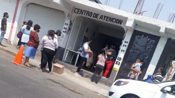 Del Mazo y el PRI comienzan compra de votos en Ecatepec; dan despensas y tinacos
