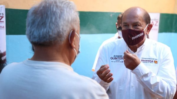 Suprema Corte va por Armando Quintero en Iztacalco