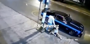 Miembro de la Guardia Nacional arrastró a mujer en Coapa
