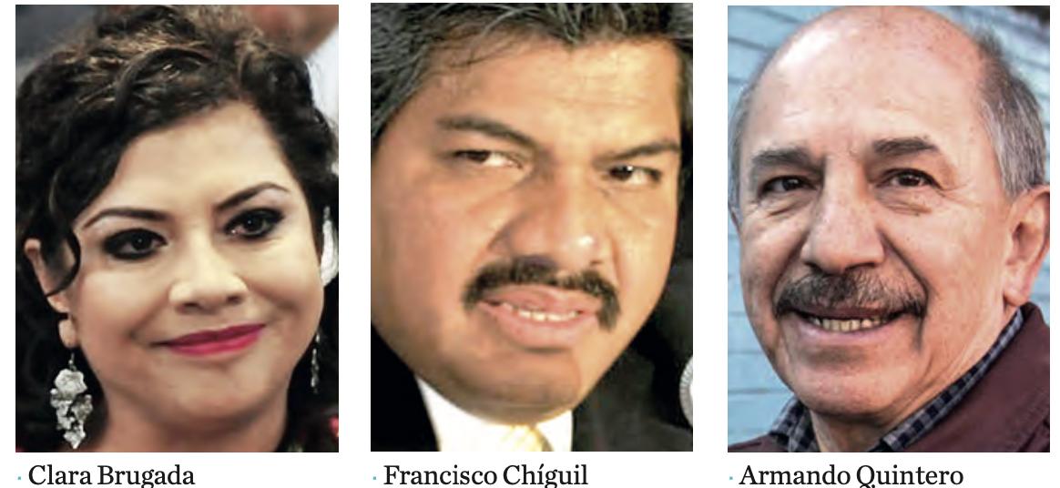Aventajan alcaldes que buscan reelección en CDMX