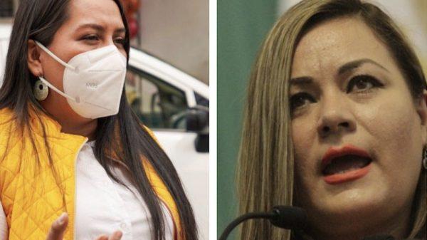 Candidatas de Iztacalco exigen todo el peso de la ley contra candidatos corruptos
