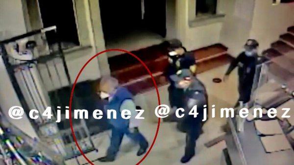 Captan a diputado Saúl Huerta en hotel donde abusó de menor