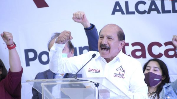 Armando Quintero, candidato golpeador y misógino