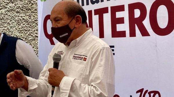 Armando Quintero crece en Iztacalco con guerra sucia