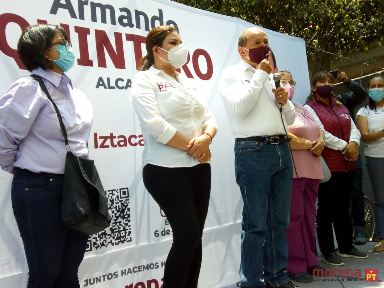 Revés a Armando Quintero en Iztacalco rumbo a elecciones 2021