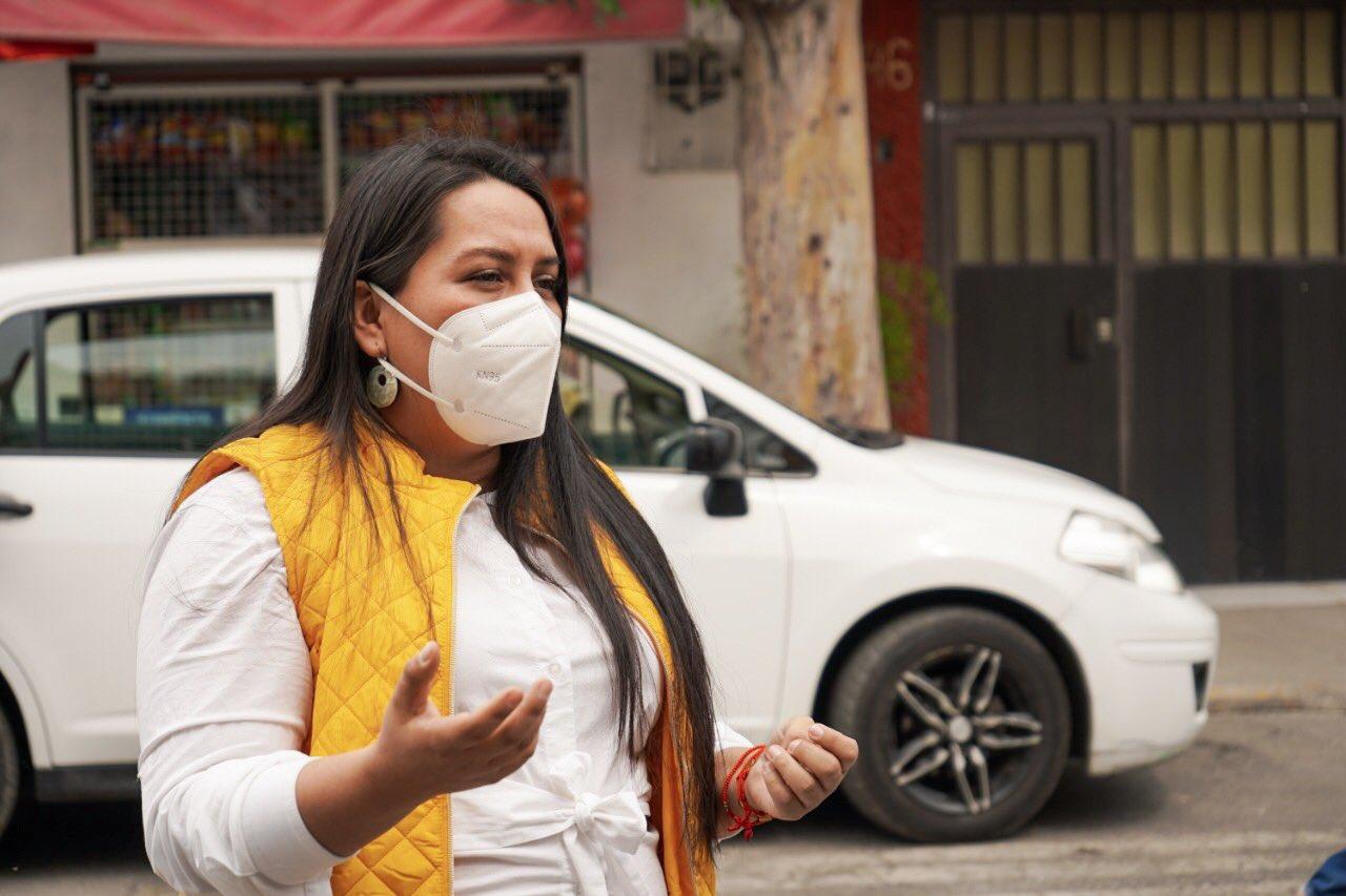 Vinculan a Fabiola Bautista con ex alcaldesa de Iztacalco, ella lo niega