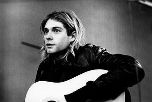 27 años de la muerte de Kurt Cobain.