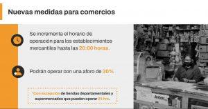 Se mantienen el Semáforo naranja en CDMX, semana del 3 al 9 de mayo