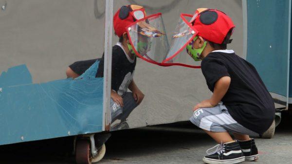 Los niños del Covid, cerca de 50 mil menores se han contagiado