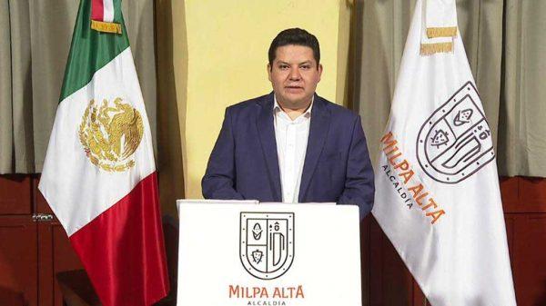 Octavio Rivero huyó al debate