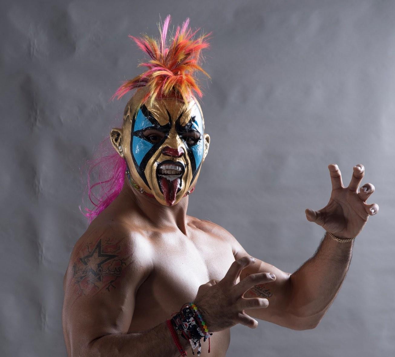 Psycho Clown en Rey de Reyes