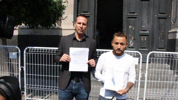 El Mijis y LeBarón piden indulto de hombre acusado de homicidio