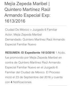 Daniel Ordóñez también con cuentas pendientes por no pagar pensión