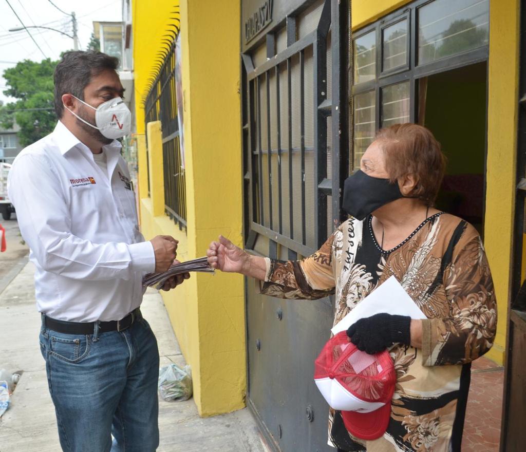 Rechazan a Vidal Llerenas ante la reelección, es el alcalde peor evaluado en CDMX