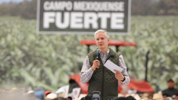 Gobierno de Del Mazo, desaparece 45 mdp de apoyos