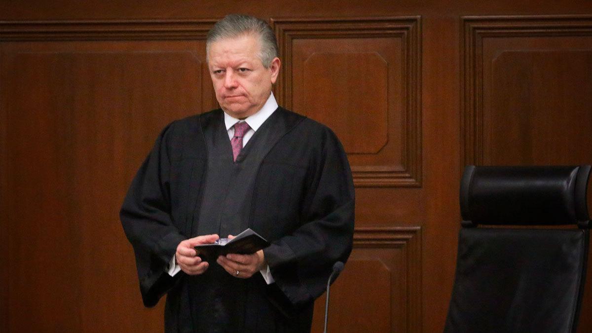 Zaldivar, un hombre íntegro para reformar el Poder Judicial: AMLO