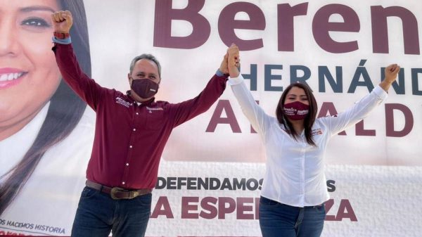 Los Salgado se imponen con Berenice Hernández en Tláhuac