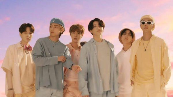 Estas son las 3 canciones más escuchadas de BTS en Spotify
