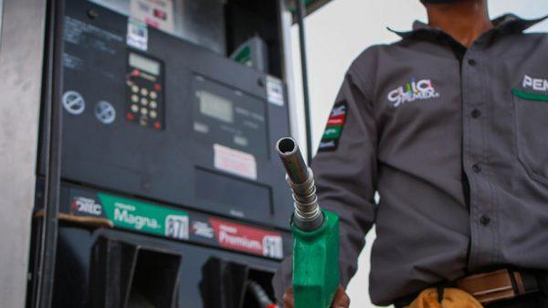 Con EPN, combustibles eran inalcanzables