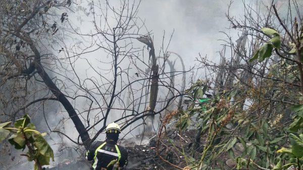 Incendios en Álvaro Obregón no cesan,