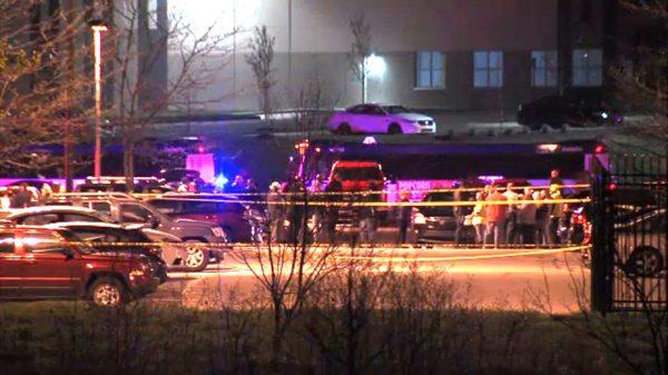 Al menos 8 muertos tras tiroteo en centro de Fedex en EUA