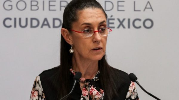 Reprueba Claudia Sheinbaum decisión del INE en caso Félix Salgado Macedonio