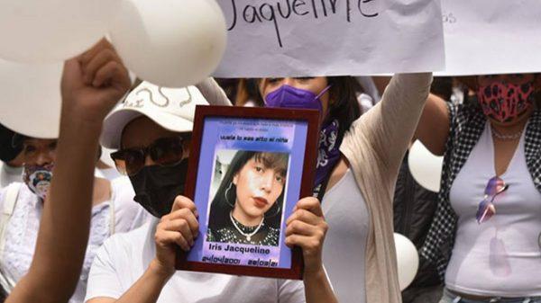 Justicia para Jaqueline, la joven fue ultrajada y asfixiada