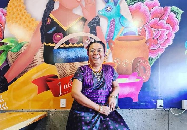 """Lady Tacos de Canasta"" va para diputada en Coyoacán"