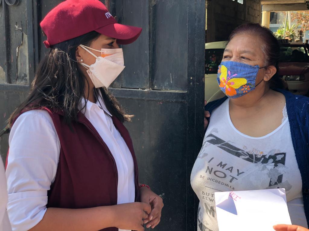 Inexperiencia le costará reelección a Patricia Ortiz en Magdalena Contreras