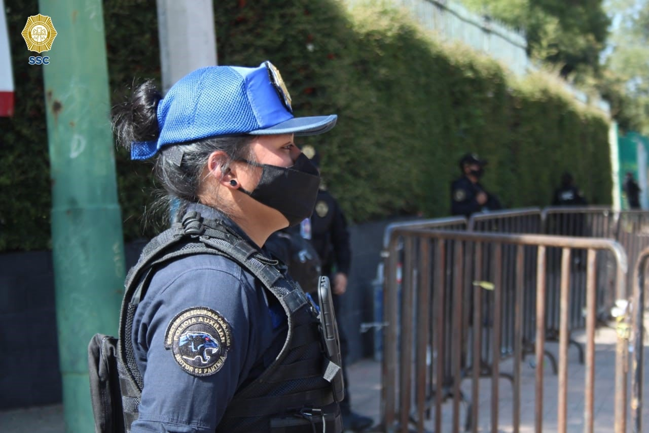 Cerca de 5 mil policías se contagiaron de COVID-19