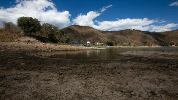 El 84% del país en crisis por sequía extrema