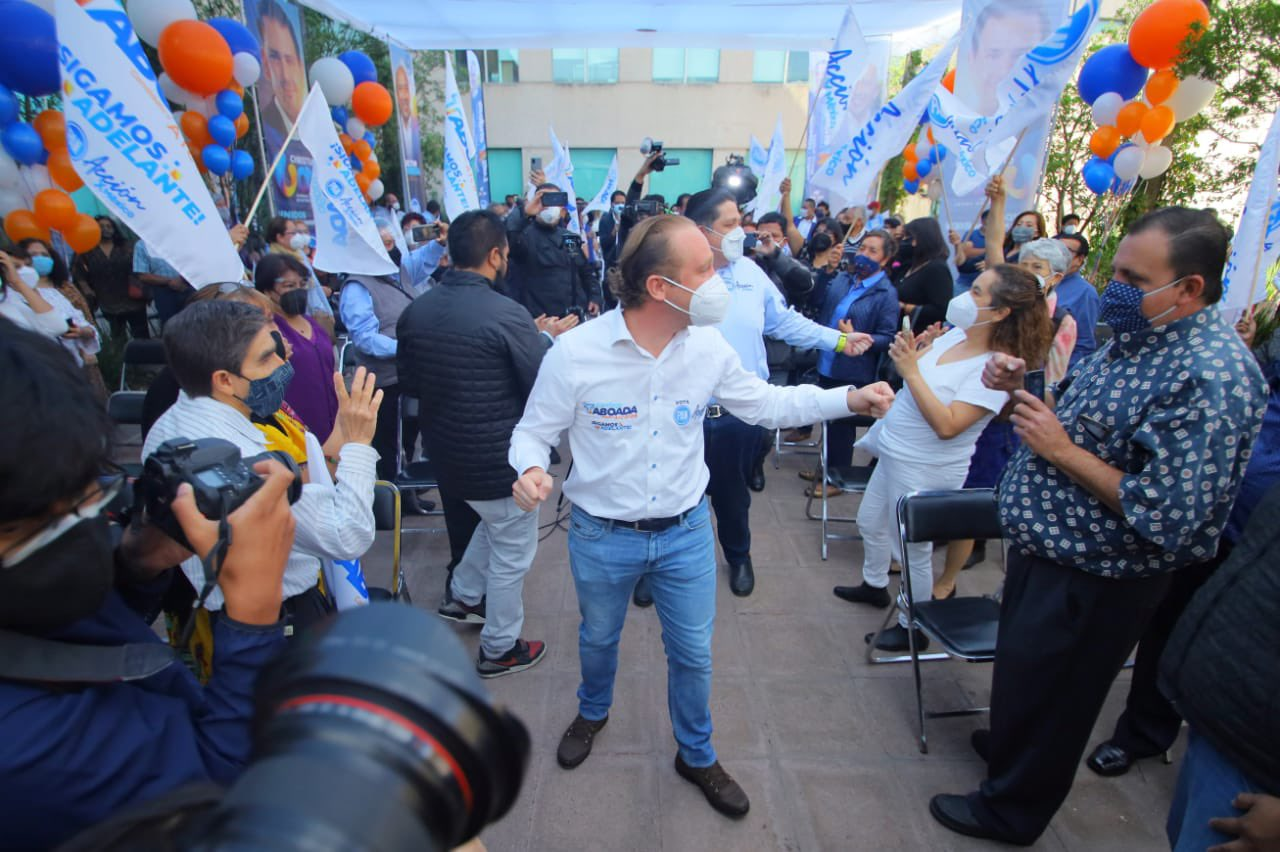 En Benito Juárez, PAN denosta a todo aquel que no los apoye