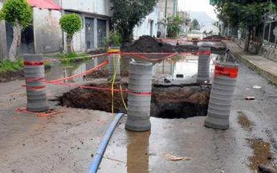 Servicios en Tláhuac no mejoran