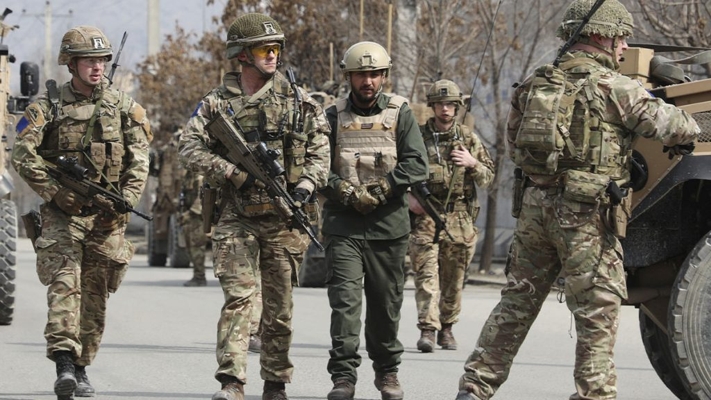 Biden anuncia retirada de las tropas de EU en Afganistán