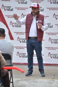 Promesas incumplidas persiguen a Vidal Llerenas en Azcapotzalco