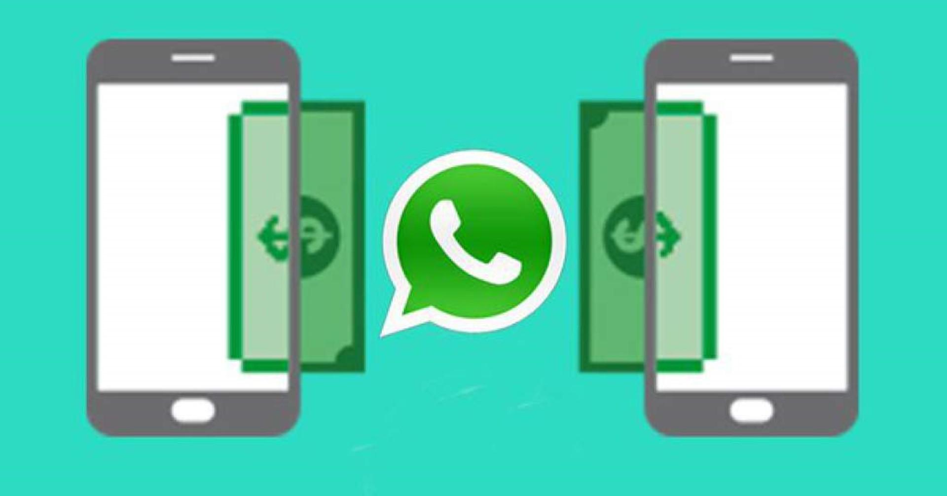 WhatsApp lanza servicio para transferir de dinero
