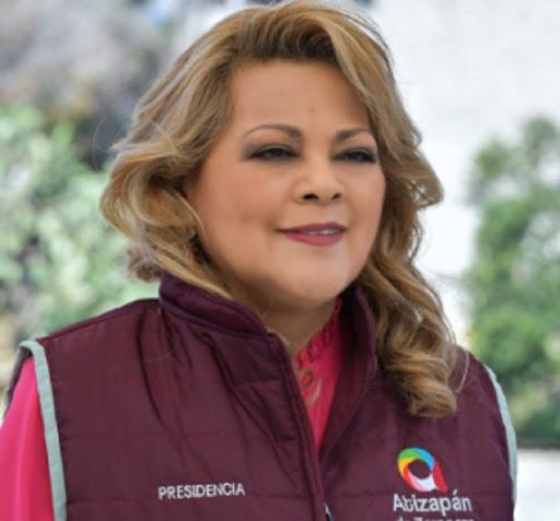 Ruth Olvera no se apiado de Atizapán de Zaragoza