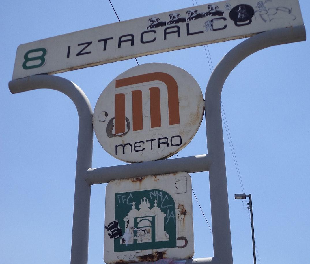 Denuncian anomalías en estación del Metro Iztacalco