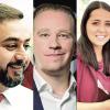 3 candidatos-alcaldes no dejaron de cobrar