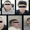 Atrapan a peligrosa banda de extorsionadores en Neza